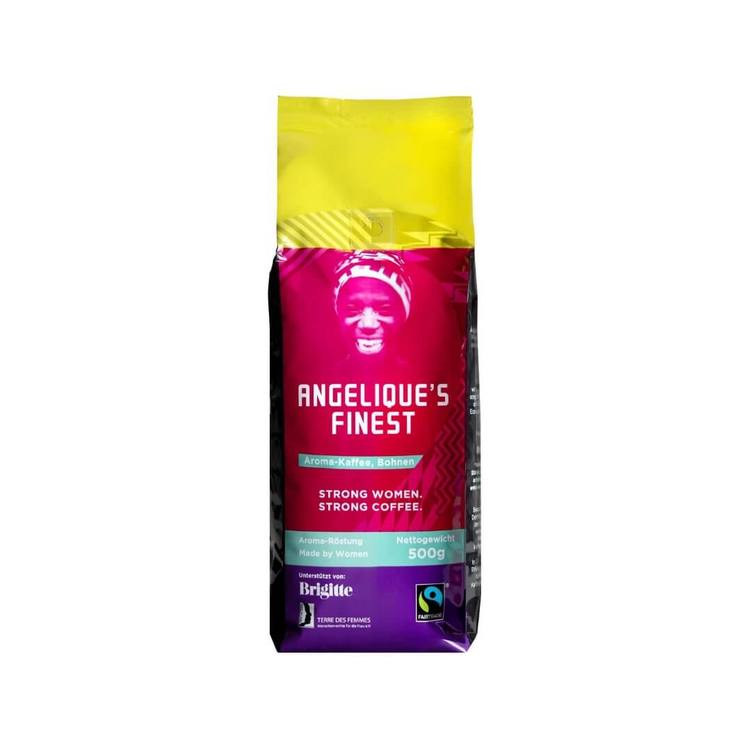 Fairtrade Kaffee mit 10% Rabatt zum Valentinstag