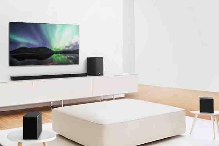 LG DSN11RG Soundbar