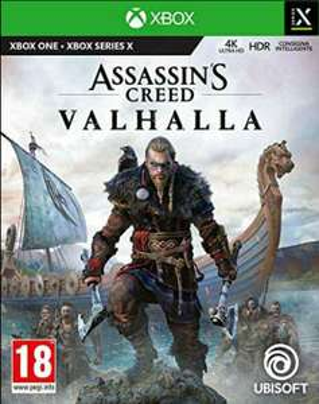 Assassins Creed Valhalla Xbox - Xbox One/Series X