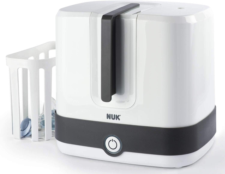 (Amazon Prime) NUK Vario Express Dampf-Sterilisator 3-in-1 Modular für bis zu 6 Babyflaschen
