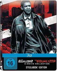 The Equalizer 2 + The Equalizer (2-Movie Collection) [Blu-ray] [Prime]