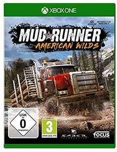 MudRunner - American Wilds Edition (Xbox One) [Prime]