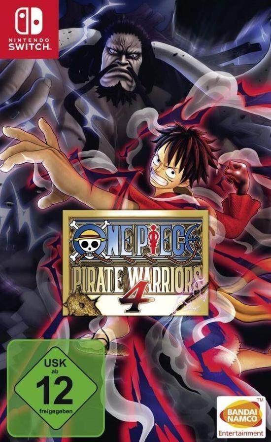One Piece: Pirate Warrios 4 Switch