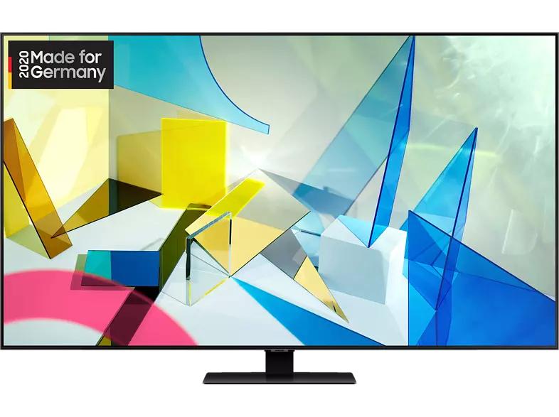 SAMSUNG GQ65Q80T QLED TV - Saturn.de -> Direktabzug