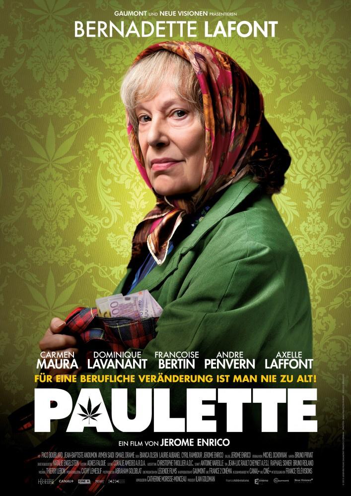 «Paulette - Die etwas andere Oma» (IMDb 6,6; RT 71%) kostenlos im Stream [ARD Mediathek]