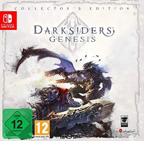 Darksiders Genesis Collector's Edition [Nintendo Switch]
