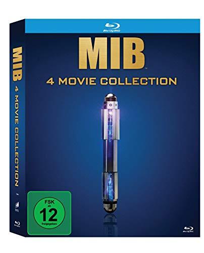 Men in Black 1-4 Limitierte Blu-ray Box für 8,99€ (Amazon Prime & Saturn Abholung)
