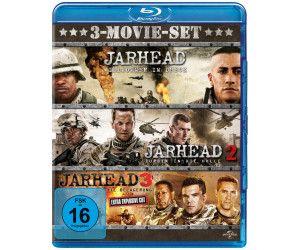 Jarhead - 3-Movie-Set Blu-ray 4,99€ [Saturn Abholung]