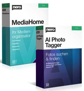 KOSTENLOSE Vollversion: Nero MediaHome & AI Photo Tagger
