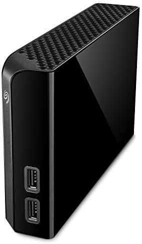 Seagate Backup Plus Hub, 8TB @ Amazon.es