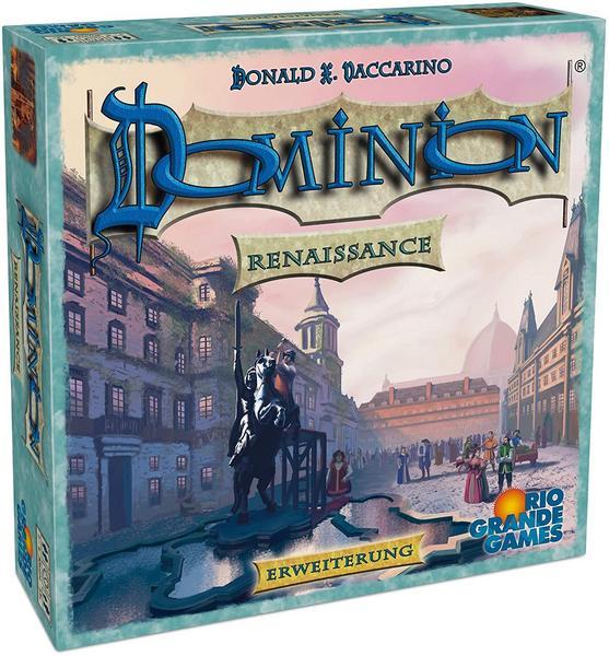 [Thalia Club] Dominion Renaissance (Erweiterung) - Brett- & Gesellschaftsspiel für 2-4 Spieler (ca. 30min, BGG 8,4)