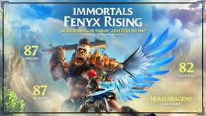 Immortals Fenyx Rising PC/Xbox/Ps4/Ps5/Switch Standard 39,38€ und Gold Edition 59,99€ mit 100 UPLAY Punkten
