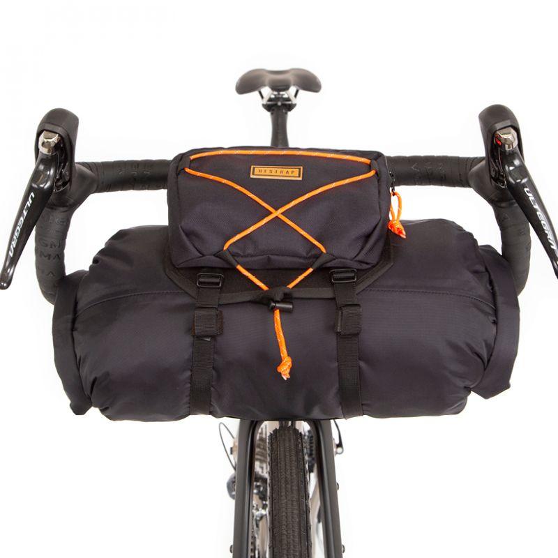 Restrap Bar Bag in S/L mit Gutschein [Bikepacking Fahrradtasche]