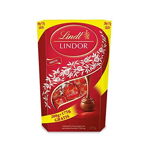 [Amazon Prime] 1,8 kg Lindt Lindor Schokoladenkugeln Vollmilch oder Mischung für 23,96€ (12,78 € / kg)
