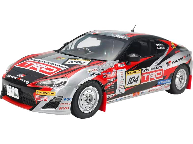 TAMIYA 1:24 GAZOO Racing TRD 86 2013 Rallye Ch. Bausatz für 13,99 Euro [Saturn Filialabholung]