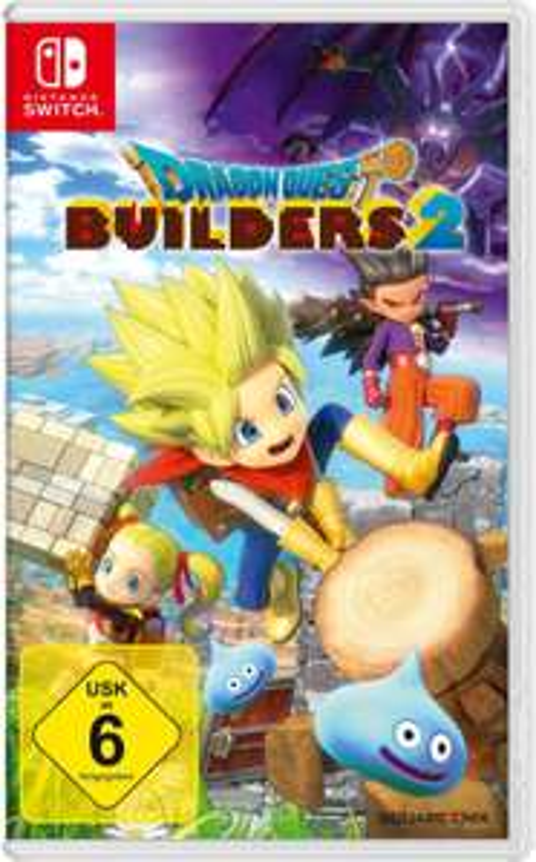 [Saturn Abholung] Dragon Quest Builders 2 für Nintendo Switch