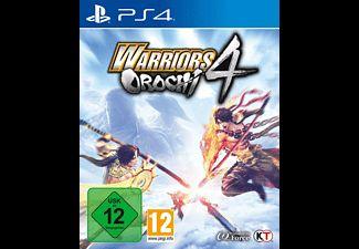 Warriors Orochi 4 - [PlayStation 4] (Saturn Abholung oder Amazon Prime)