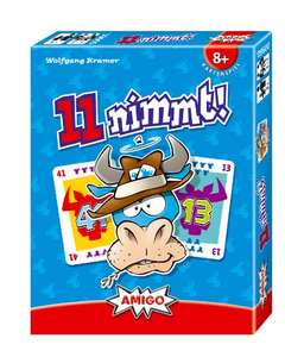[Prime] Amigo 960 - 11 nimmt!, Kartenspiel