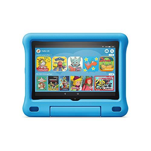 Fire HD 8 Kids Edition-Tablet, 8-Zoll, Farben Blau, Violett, Pink, (Amazon/Saturn/MediaMarkt)