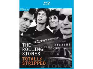 [saturn o. idealo o. eBay] The Rolling Stones - Totally Stripped (Blu-ray)