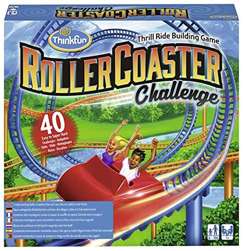 (Amazon Prime) ThinkFun, Roller Coaster Challenge