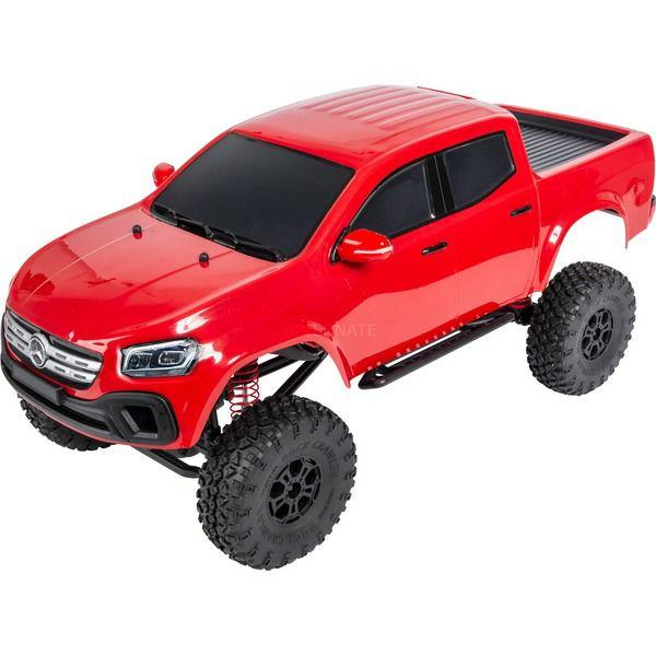 [saturn.de] CARSON 1:10 MC-10 Mercedes Benz X-Klasse, 2.4G 100% RTR Spielzeugmodell, Rot