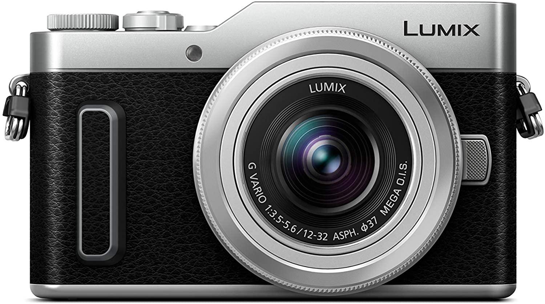 [Amazon.it] Panasonic Lumix DC-GX880KEGS Systemkamera (16 Megapixel, 4K Videoaufname, kompakt, WiFi, mit Lumix G VARIO 12-32mm Zoomobjektiv)