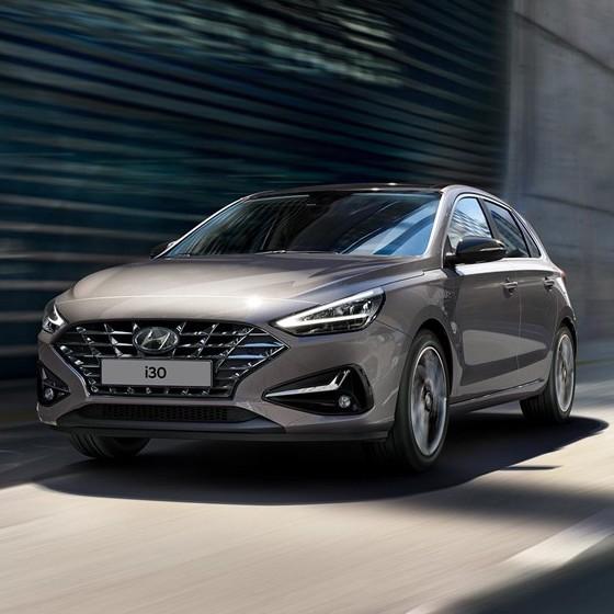 [Gewerbeleasing] Hyundai i30 Edition 30 (159 PS) mtl. 49,58€ + 755€ ÜF (eff. mtl. 81€), LF 0,24, GF 0,38, 24 Monate, sofort verfügbar