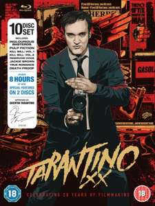 Quentin Tarantino XX BluRay Box