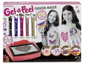 (Amazon Prime) MGA Entertainment, Gel-a-Peel Fashion Maker Spielset