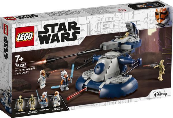 LEGO Star Wars Armored Assault Tank (AAT) (75283) für 29,03 Euro [Thalia App]