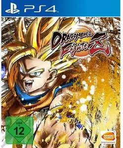 Dragon Ball: FighterZ (PS4) für 10,99€ (Saturn Abholung)