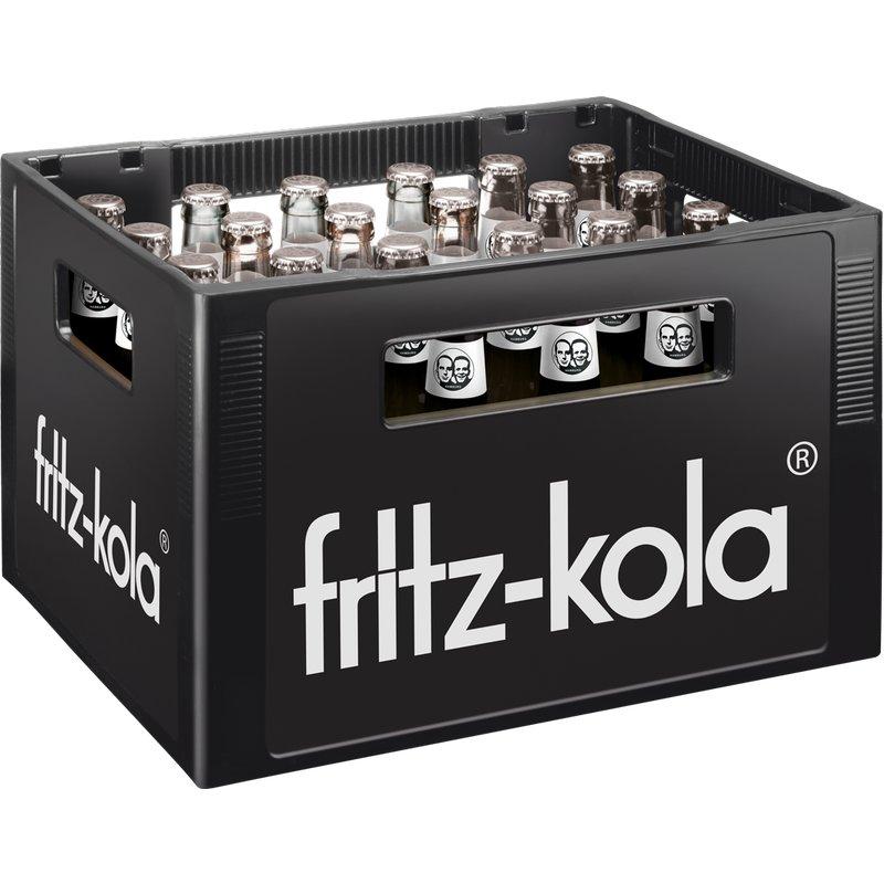 [Citti Märkte] Fritz Kola oder Limonaden Kasten 24x0,33l für 15,99€ mit citti card