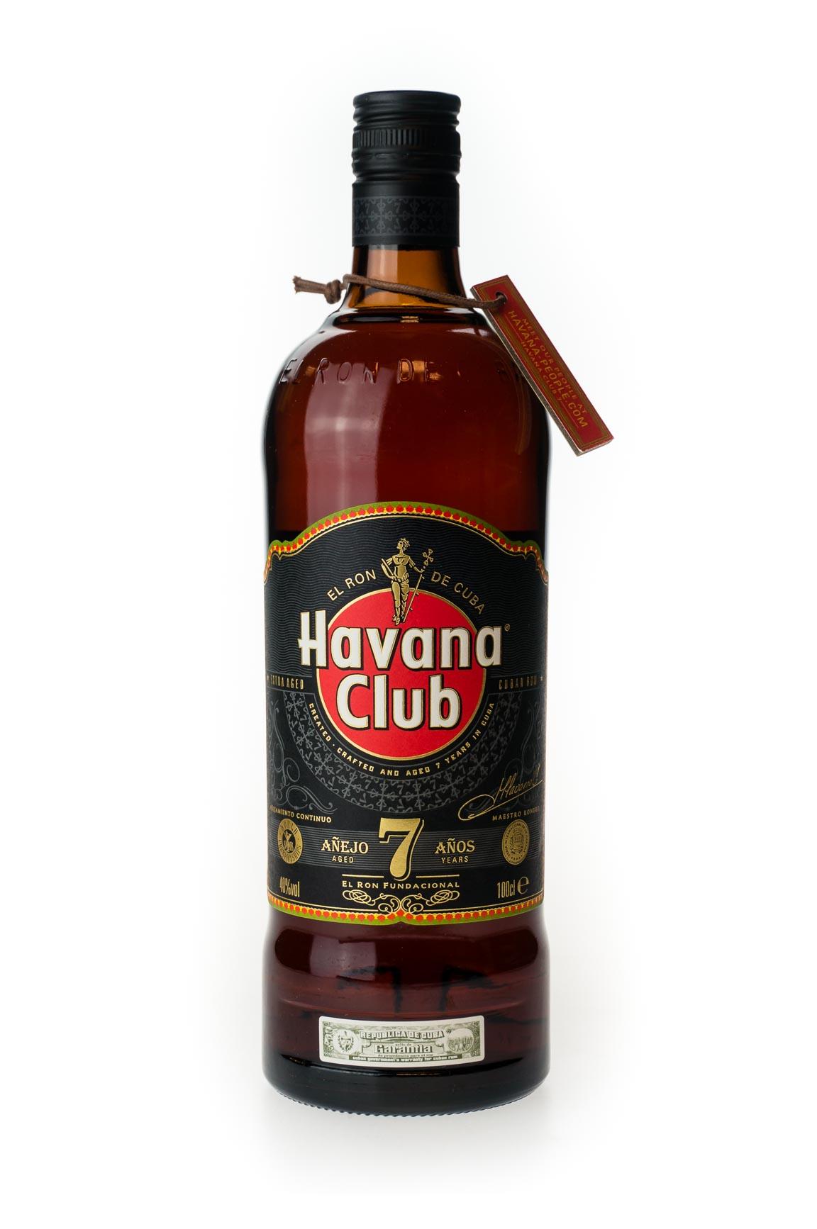 [Citti-Märkte] Havana Club Añejo 7 Años 40% 1Liter für 23,99€