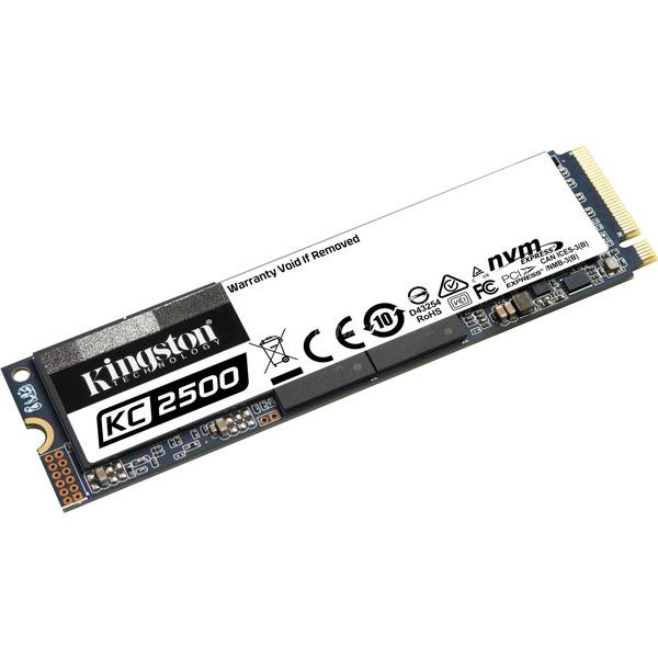 Kingston KC2500 500GB M.2 NvME bei Alternate 75,90+VSK
