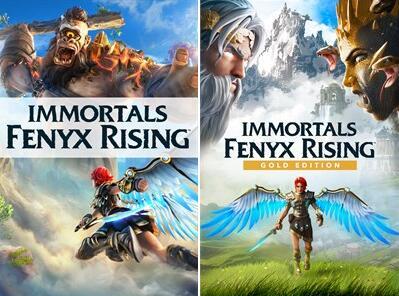 [Xbox One & Series X|S] Immortals Fenyx Rising Standard Edition für 26€ oder Gold Edition für 38€ (Microsoft Store Brazil)