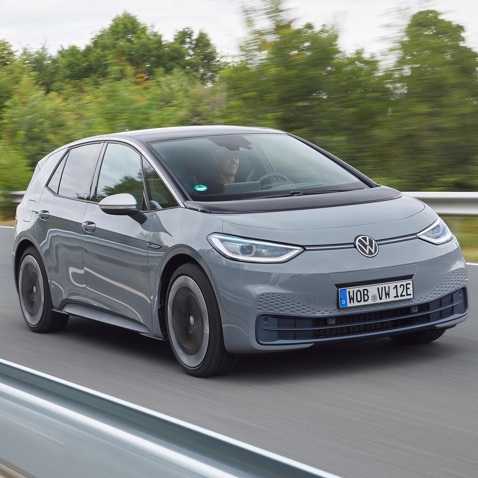 [Privatleasing] VW ID.3 Pure Performance (150 PS) mtl. 159€ + 590€ ÜF (eff. mtl. 171€), LF 0,5, GF 0,54, 48 Monate, BAFA