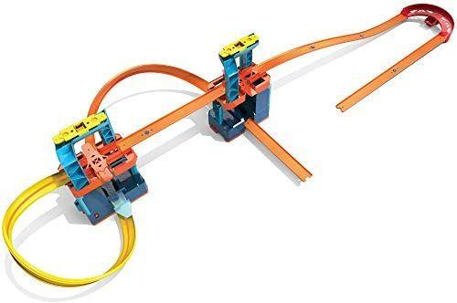 Hot Wheels - Track Builder Kit Ultra Boost, personalisiertes Zubehör für Spielzeugauto (Mattel GWT44) [Amazon]