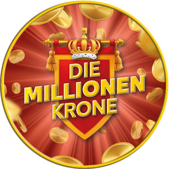 Kaufland Krone Gewinnspiel (ohne Einkauf, garantierter Gewinn, z. B. valentins, home24, videobuster)