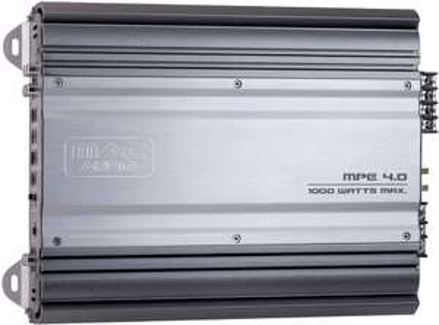 Mac Audio MPE 4.0 - 4 Kanal Verstärker Max 1000 Watt für 39,92€ inkl. Versand (Expert)