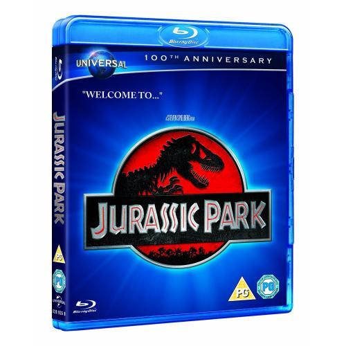 [ Blu-ray ] Jurassic Park: Augmented Reality Edition für 5,99 EUR inkl. Versand @ play.com