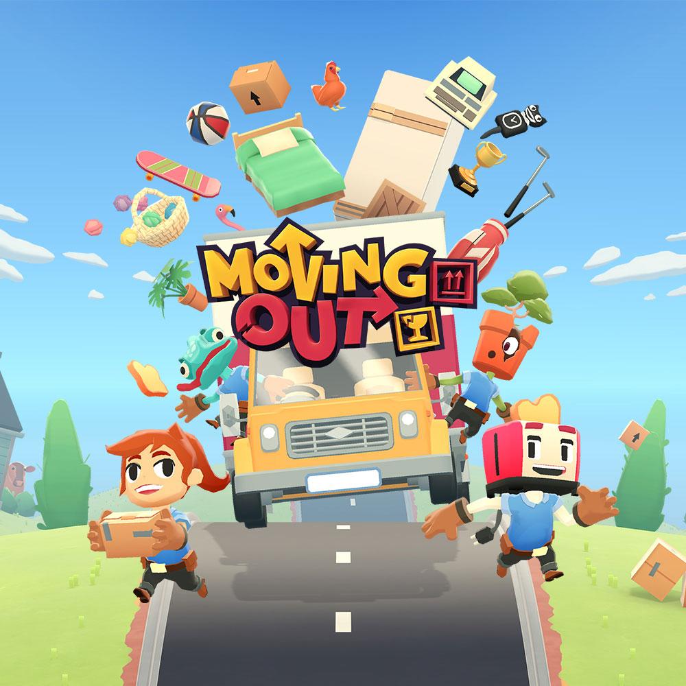 Moving Out (Switch) - Nintendo eShop (DE)