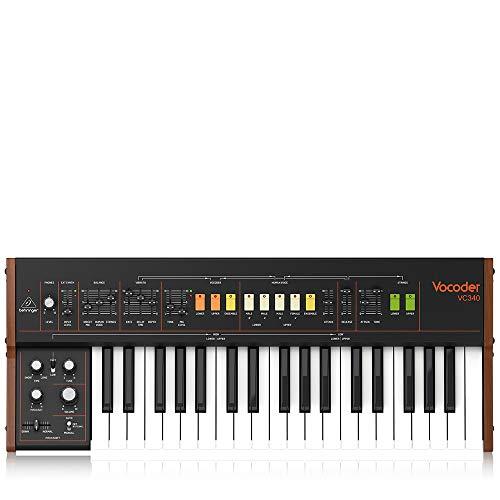 Behringer VOCODER VC340, analoger Vocoder / String Synthesizer [Musikinstrumente]