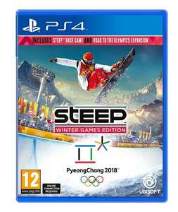 SteepWinter Games Edition (PS4) [Coolshop]