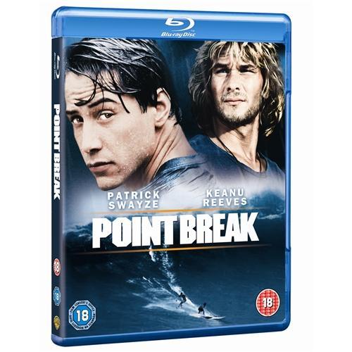 Blu-Ray - Gefährliche Brandung (Point Break) für €6,49 [@Play.com]