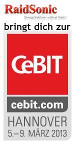 CeBit kostenlose Eintrittskarte