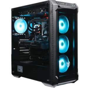 Gaming PC / Workstation: Ryzen 9 5950X (16C/32T), RTX 3070 8GB, 32GB DDR4-3000, 2TB NVMe SSD, X570, 240er Wakü, 650W, ohne OS