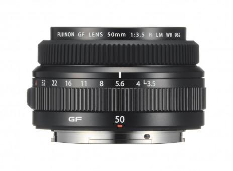 Fujifilm Fujinon GF 50mm 3.5 R LM WR (Mittelformat Objektiv)