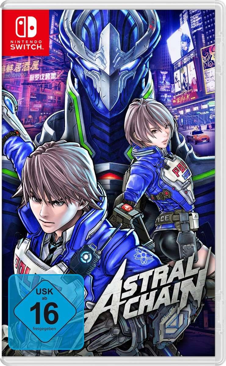 Astral Chain Nintendo Switch für 34,89€
