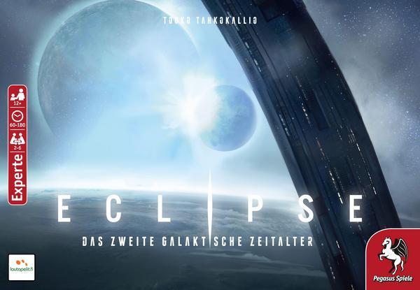 Eclipse 2nd Edition, Brettspiel in deutscher Ausgabe, mit Vorbesteller Preisgarantie